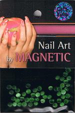 Naglar Cat Eye Stone - Green