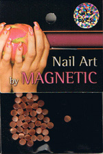 Naglar Cat Eye Stone - Orange