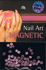 Naglar Cat Eye Stone - Pink