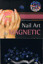 Naglar Cat Eye Stone - Dark Blue