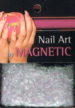Naglar Nail Art Lines - White