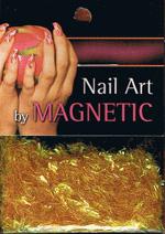 Naglar Nail Art Lines - Gold