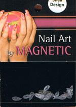 Naglar Shell Design - Leaf Pink