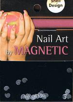 Naglar Shell Design - Swirl White