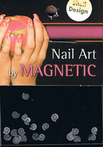 Naglar Shell Design - Swirl Pink