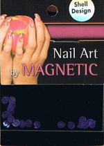 Naglar Shell Design - Swirl Purple