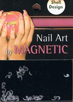 Naglar Shell Design - Tribal Pink