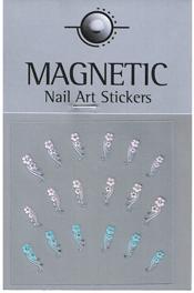 Naglar Neon Stone Sticker - 62