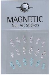 Naglar Neon Stone Sticker - 63
