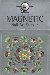 Naglar Nail Art Sticker X-Mas - 2