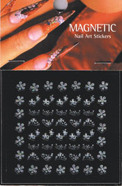 Naglar Nail Art Sticker - 419