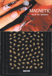 Naglar Nail Art Sticker - 431