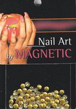 Naglar Bling Bling Drops Gold - 70 st