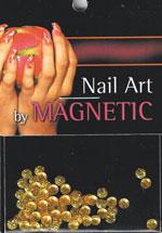 Naglar Bling Bling Drops Yellow - 70 st