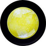 Naglar Stardust Glitter  Neon Yellow - 15 gram