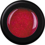Naglar Sparkle Powder Red - 15 gram