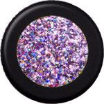 Naglar Stardust Glitter Lavender Disco - 15 gram