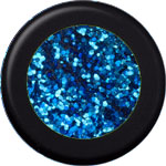 Naglar Stardust Glitter Turquoise - 15 gram
