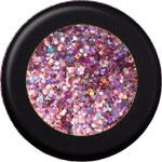 Naglar Stardust Glitter Disco Pink - 15 gram