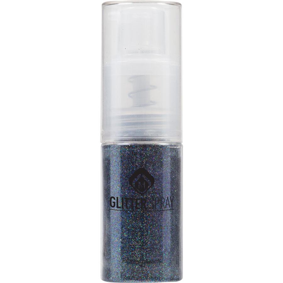 Glitter Spray Dark Hologram - 24 gram