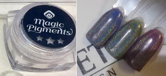 Naglar Magic Fairy Dust Pigment - 2 gram