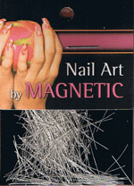 Naglar Nail Art Yarn - Silver