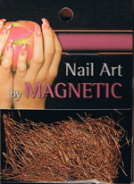 Naglar Nail Art Yarn - Copper