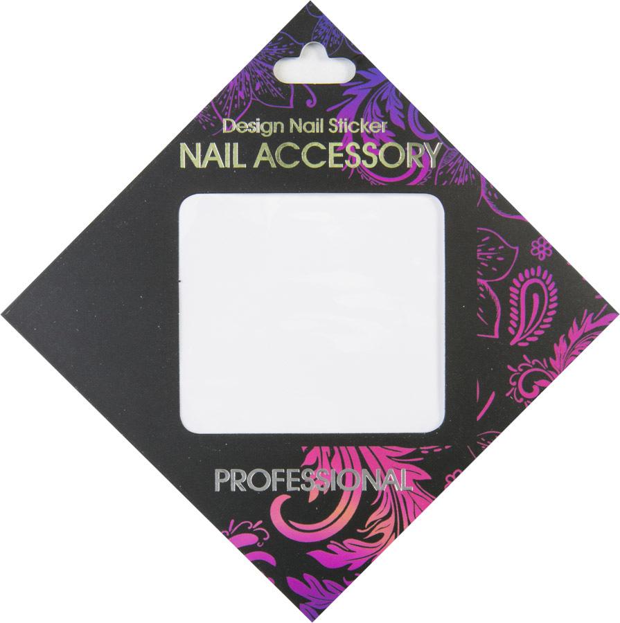 Naglar Transfer Foil White - 6,2 cm x 14,6 cm