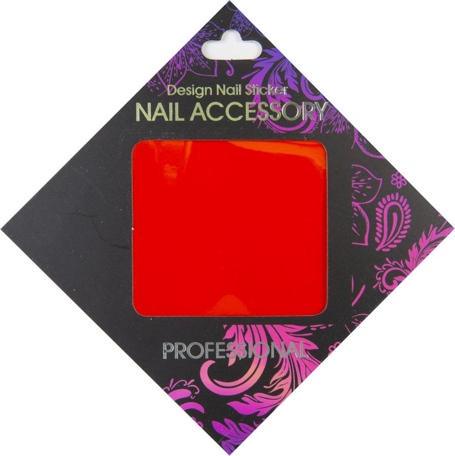 Naglar Transfer Foil Red - 6,2 cm x 14,6 cm