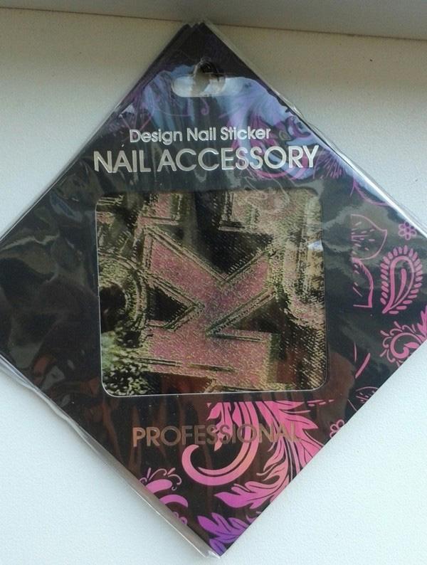 Naglar Transfer Foil Tweed - 6,2 cm x 14,6 cm