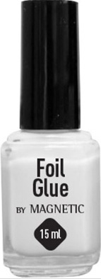 Naglar Foil Glue �Brush� - 15 ml