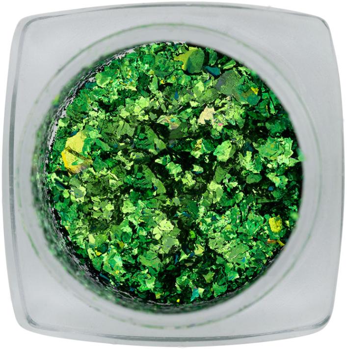 Naglar Chameleon Flakes - Green
