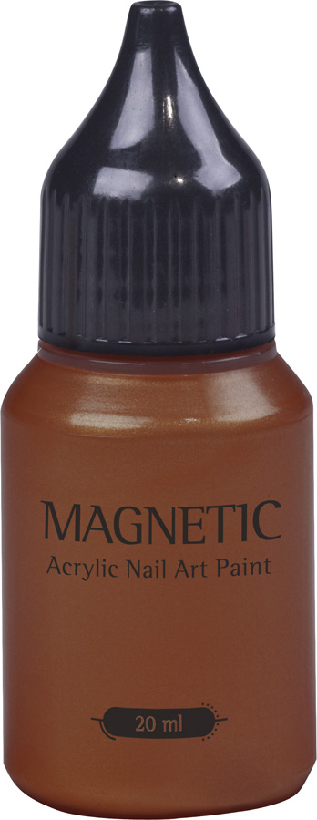 Nail Art Paint Brown Trunk - 20 ml