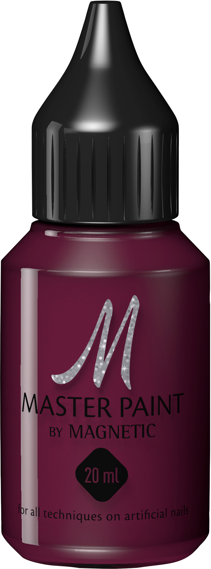 Naglar Master Paint Deep Bordeaux - 20 ml
