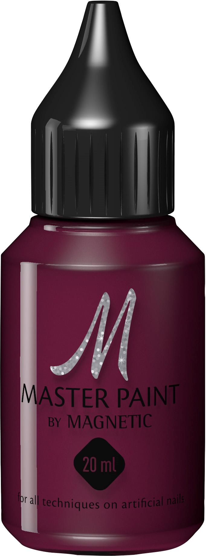 Naglar Master Paint Deep Bordeaux - 20 ml