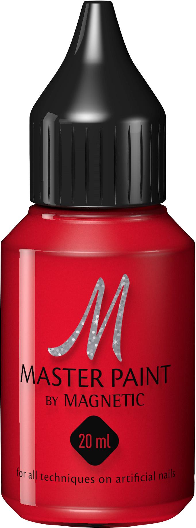 Naglar Master Paint Pure Red - 20 ml