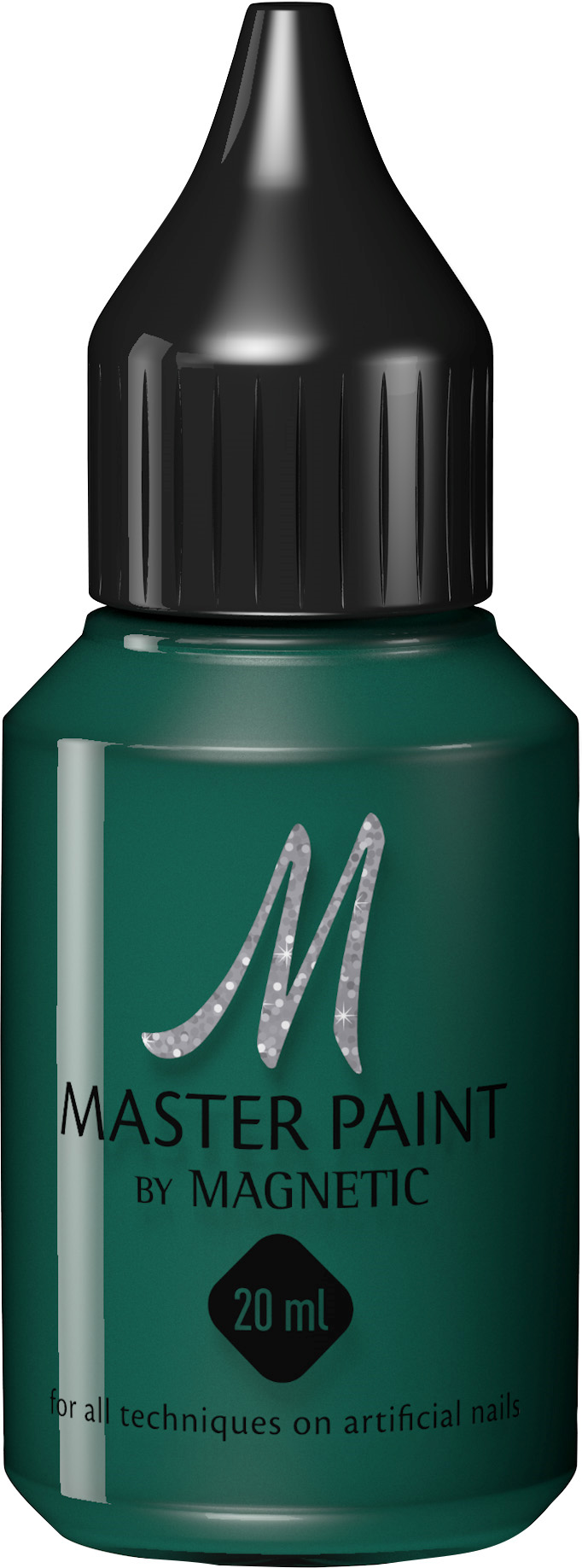 Naglar Master Paint Emerald - 20 ml