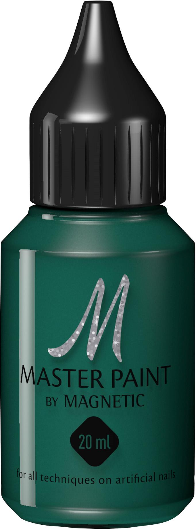 Naglar Master Paint Emerald - 20 ml