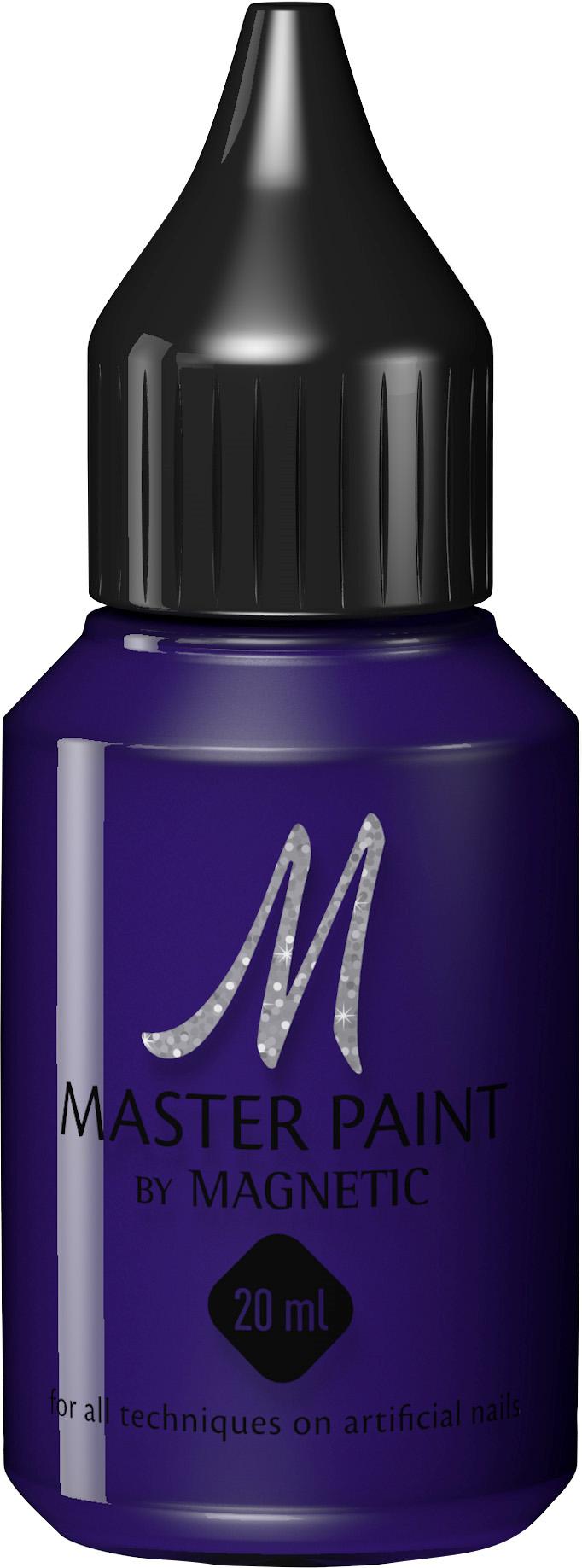 Naglar Master Paint Ultra Marin - 20 ml