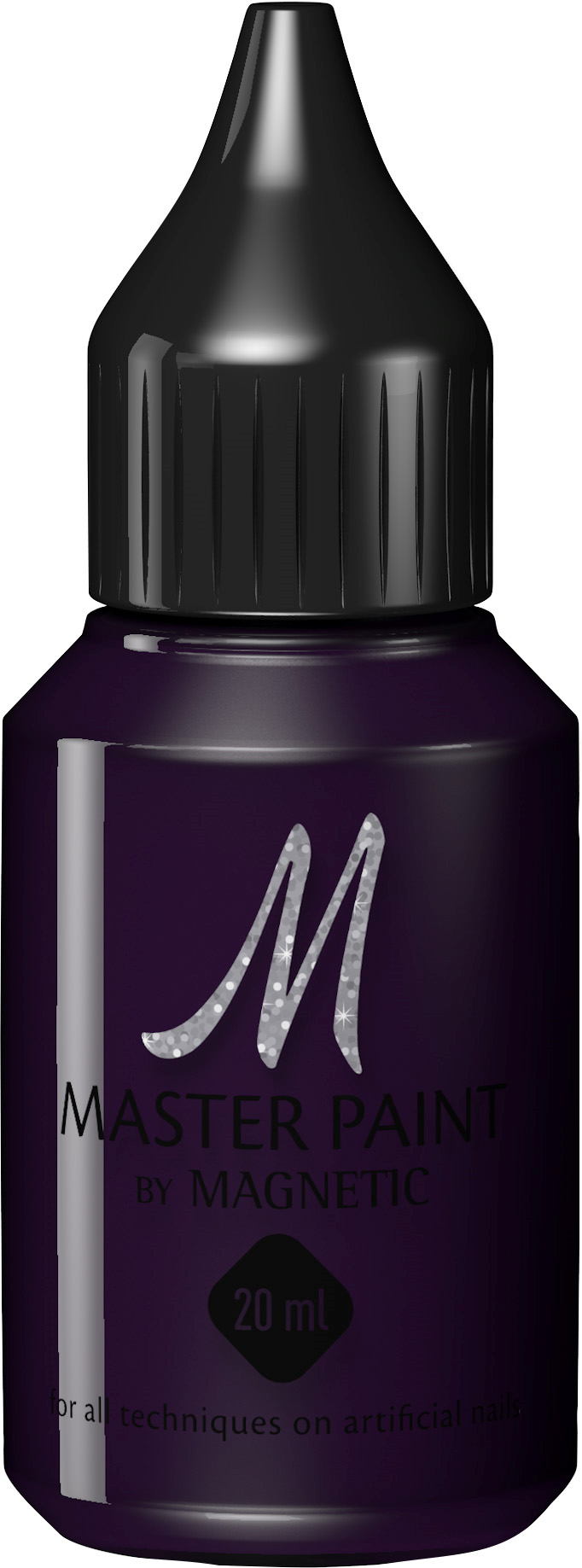 Naglar Master Paint Deep Purple - 20 ml
