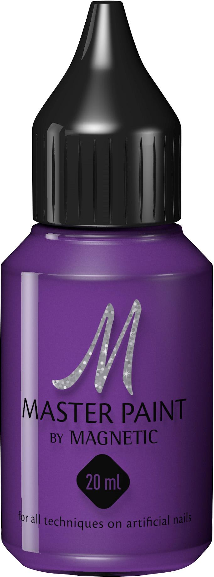 Naglar Master Paint Pure Purple - 20 ml