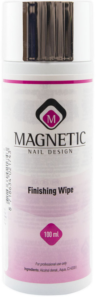 Naglar Finishing Wipe - 100 ml