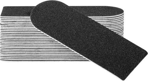 Naglar Refill slipytor för Rostfri Fotfil Hygien System 80 grit - 50 st
