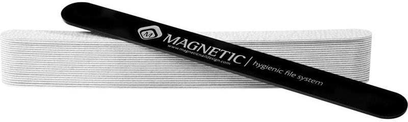 Naglar Engångs Flexi File Long Lasting Zebra 220 grit - Hygien System - 50 st