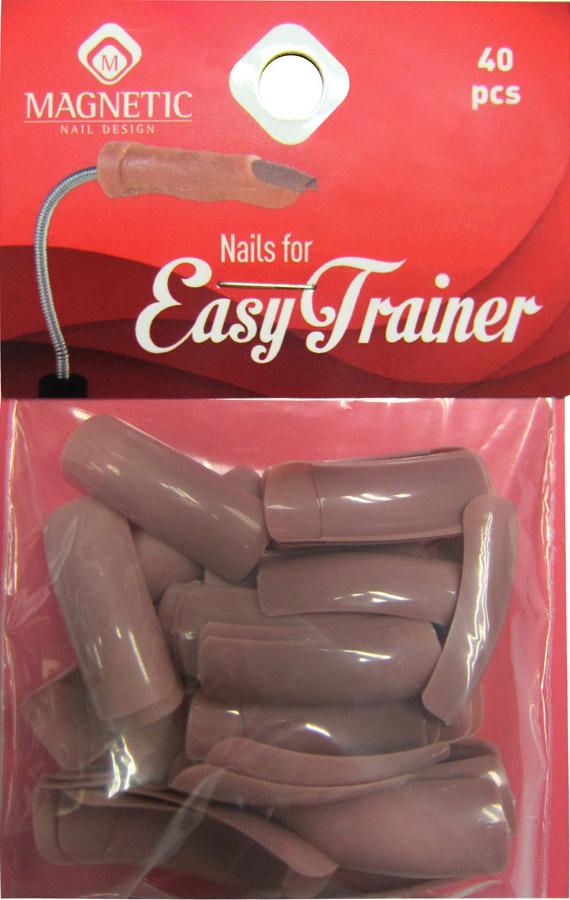 Naglar Easy Trainer Tippar - 40 st