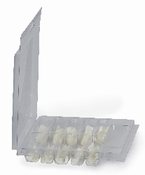 Naglar Glass Tips - 100 st