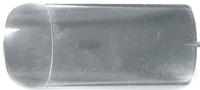 Naglar Glass Refill - 50 st Storlek 10