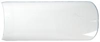 Naglar French Refill - 50 st Storlek 6