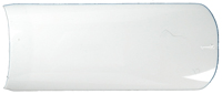 Naglar French Refill - 50 st Storlek 10