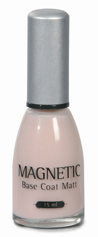 Naglar Base Coat Matt - 15 ml